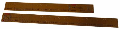 Kurzweil K2500X Key Contact Boards