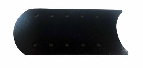 Kurzweil K2500 Black Ribbon Escutcheon