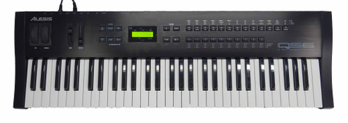 Alesis QS6 64 Voice Expandable Synthesizer