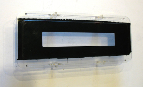 Display Bezel For Ensoniq ZR and MR Series Keyboards