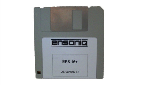 Ensoniq EPS 16+ Operating System Disk v 1.30 OS boot