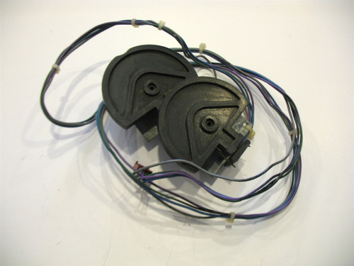 Ensoniq ESQ-1/SQ-80 Pitch Bend/Mod Wheel assembly