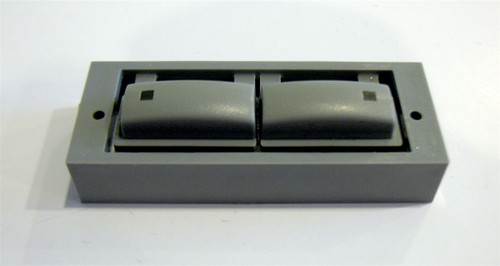 Korg Triton Plastic panel buttons with LED window for Korg Joystick Panel
