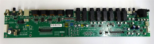 Audio/Digital I/O Board For Korg PA1x Pro (KIP-2056-A)