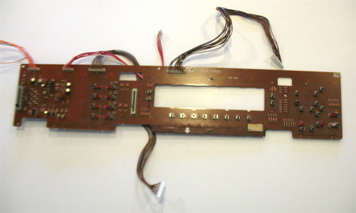 Korg M1 Panel Board with Cables