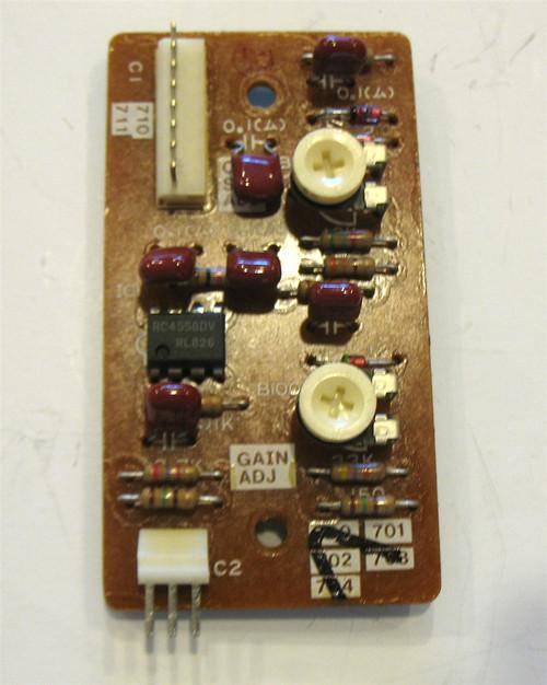 Korg M1 After Touch Sensor Board