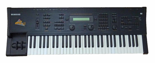 Ensoniq MR-61 64 Voice Expandable Performance/Composition Keyboard