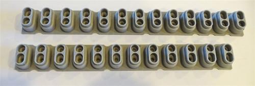 Korg M-50/Krome/Kronos 61 Key Contact Strips