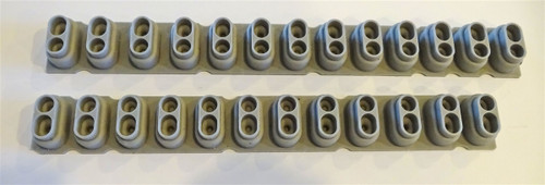 Korg M-50 & Krome Contact Strips