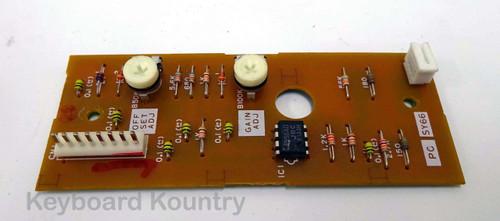 Korg Triton & Triton Pro Aftertouch Sensor Board