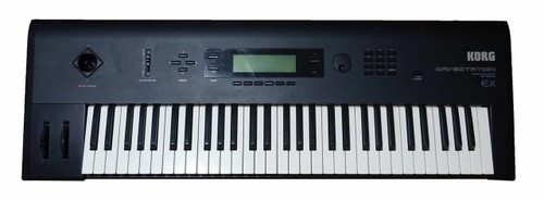 Korg Wavestation EX Advanced Vector Synthesis Wave Sequencing