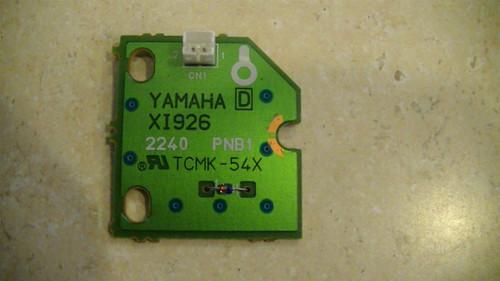 Yamaha PSR-6700 PNB1 Board