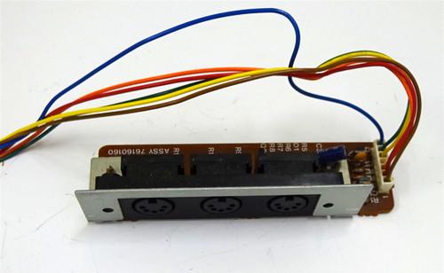 Roland Alpha Juno 1/2 MIDI Board