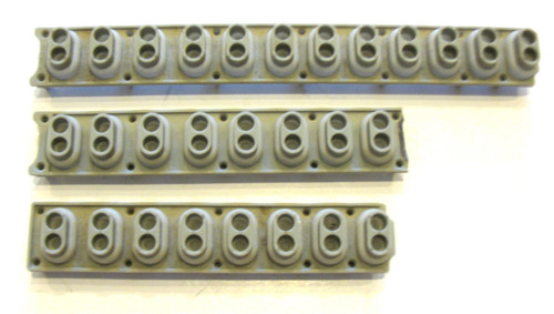 Roland D-70 and D-5 Rubber Key Contacts