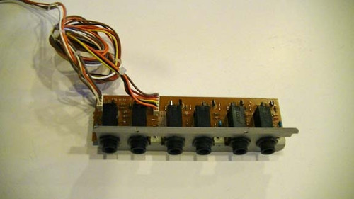 Jack-A Board Assembly for Roland A-80 with Attached cables