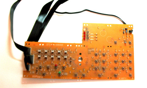Roland JV-1000 Right Panel Board