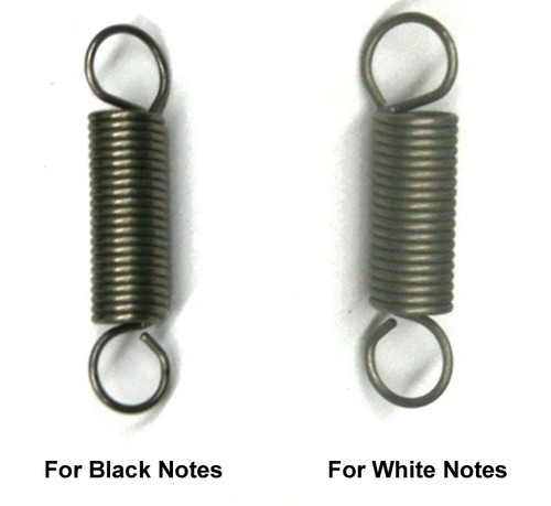 Roland S-10/50 Key Return Spring