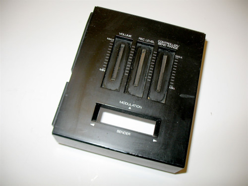 Roland S-50 and S-10 Bender/Slider Panel