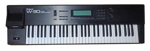 Roland W-30 Music Workstation