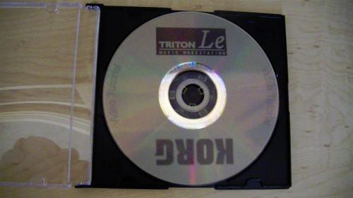 Korg Triton Le Video Tutorial