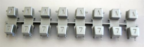 Yamaha Tyros Display Select Buttons