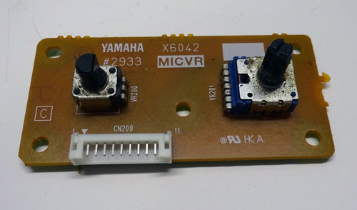 Yamaha MICVR Board