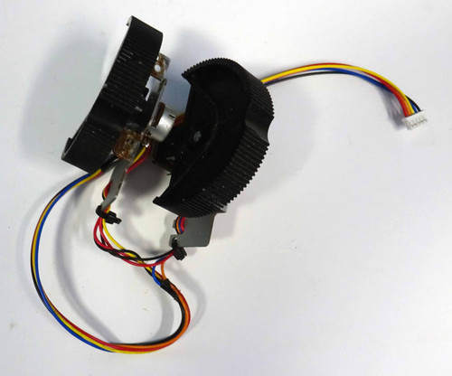 Pitch Bend/Mod Wheel Assembly for Yamaha MO6