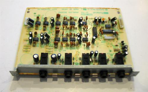 Roland D-70 Analog Jack Board