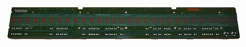 Roland XP-30/50/60, JW50 & JX-305 Key Contact Board (for high notes)