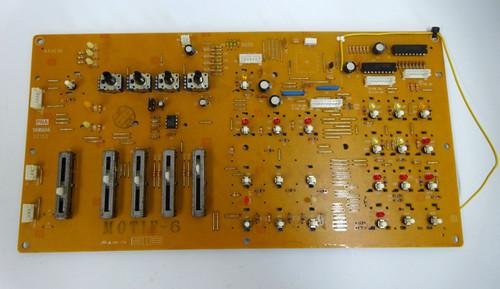 Yamaha Motif 6/7/8 Left Side (PNA) Panel Board