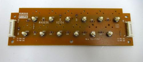 Yamaha Motif 6 F-PN Board