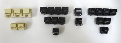 Yamaha Motif 6/7/8 & XF Series Button Caps