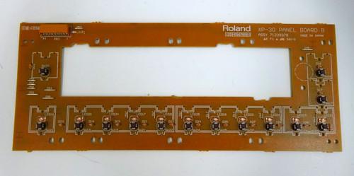 Roland XP-30 Panel Board B