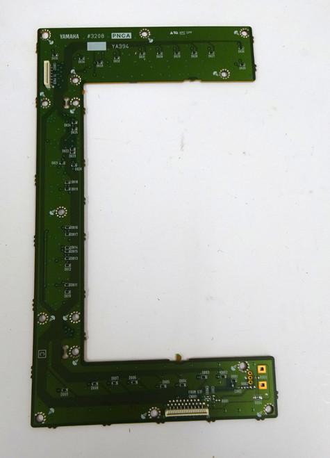 Yamaha PSR-S910 PNCA Center Panel Board