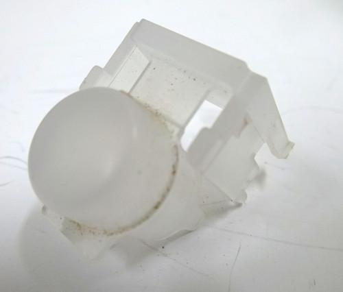 Roland Fantom Clear Round Button Cap
