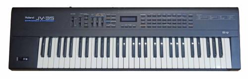 Roland JV-35 Expandable Synthesizer