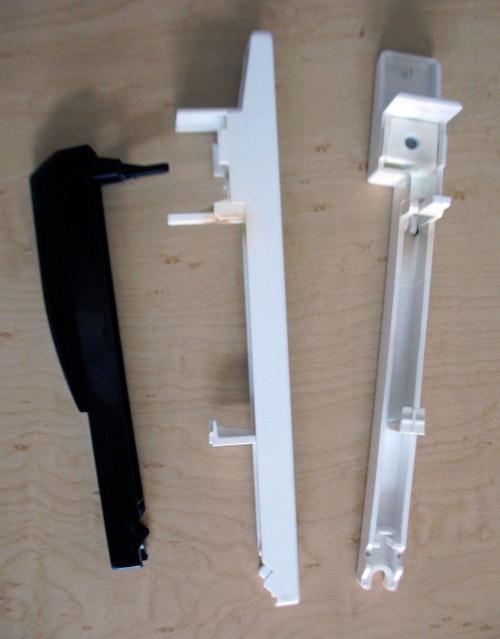 Replacement Keys For Ensoniq ESQ-1 Metal Case