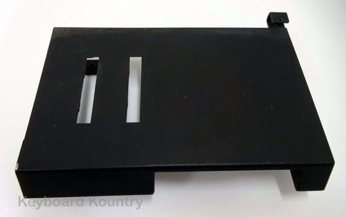 Pitch Bend/Mod Wheel Panel for Mirage DSK-8 Black Case