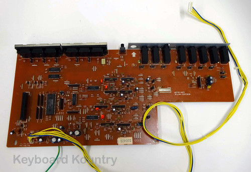 Korg T1/2/3 Jack Board (KLM-1373D)