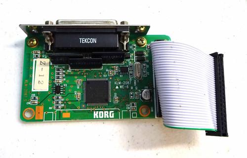 Korg Triton KLM-2087 SCSI Board