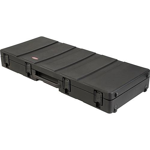 SKB 1SKB-R5220W Roto Molded 76 Note Keyboard Case