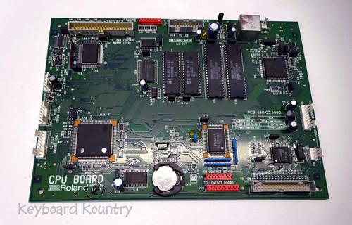 Roland G-800 CPU Board