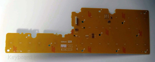 Yamaha DGX-660 Left Panel (PNL) Board