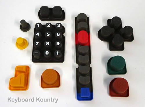 Yamaha PSR-240 Complete Button Set