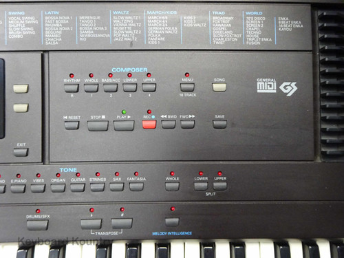 Roland E-500 Intelligent Keyboard