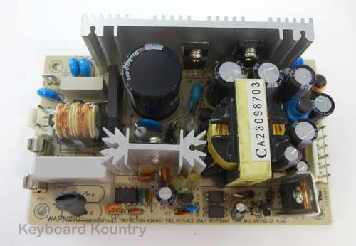 Power Supply Board for Korg PA80