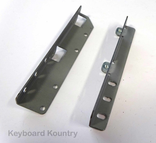 Hard Drive Mounting Brackets for Korg PA80