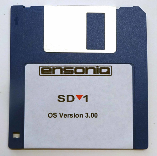 Ensoniq SD-1 Operating System Disk v 3.00