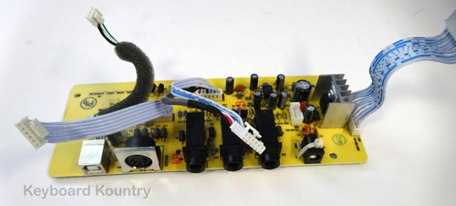Alesis Coda Power inlet/Jack Board