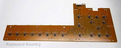Roland Fantom FA-76 Panel B Board